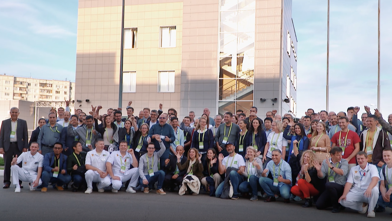 Users Meeting 2019 - Krasnoyarsk